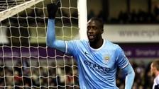 YouTube: Manchester City goleó 4-1 al Sunderland con golazo de Yaya Touré