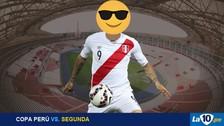 Copa Perú o Segunda División: ¿qué torneo tiene mejores equipos?