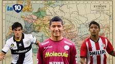 Selección Peruana: 13 peruanos que fueron a Europa y volvieron sin pena ni gloria