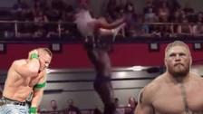 Facebook: esta fue la llave más brutal de la lucha libre en el 2015