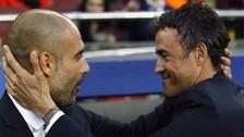 Luis Enrique fue elegido como el mejor técnico del 2015, según IFFHS