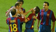 YouTube: el día que Zinedine Zidane y Luis Enrique pelearon en un clásico