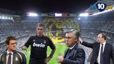 Real Madrid: los 13 técnicos merengues en los últimos 13 años