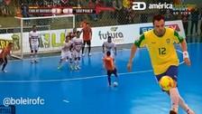 YouTube: la jugada preparada más impresionante del futsal