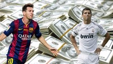 YouTube: el ránking de los 10 jugadores más caros del fútbol mundial