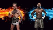 YouTube: Floyd Mayweather fue retado por campeón de la UFC Conor Mcgregor