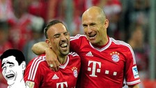 Twitter: Bayern Munich hace entonar una canción de iniciación a joven portero