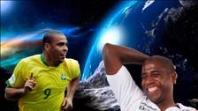 YouTube: el día que Luis Guadalupe enfrentó a Ronaldo con la Selección Peruana