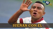 Universitario de Deportes: Antonio Gonzales es el sueño de Ayacucho FC
