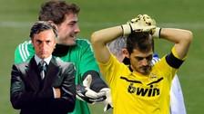YouTube: Iker Casillas se iría del Porto si llegase José Mourinho