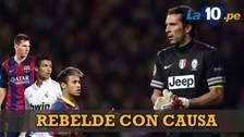 YouTube: ¿por qué Gianluigi Buffon no votó en el Balón de Oro?