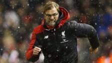 YouTube: Jurgen Klopp celebró así el empate del Liverpool ante Arsenal