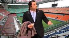 Twitter: el San Siro lució con poca gente en el AC Milán vs Carpi