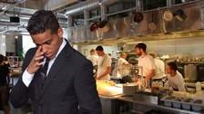 Twitter: Wendell Lira volvió a trabajar en la cocina tras ganar el Premio Puskas