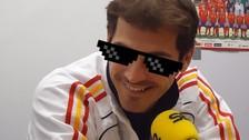 Twitter: un hincha se burlaba a de Iker Casillas y este respondió graciosamente