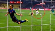 YouTube: Robin Van Persie marcó un impresionante gol con el Fenerbahce