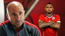 Instagram: Arturo Vidal mandó un polémico mensaje a Jorge Sampaoli