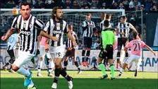 YouTube: Paulo Dybala marcó un golazo de tiro libre en victoria de Juventus