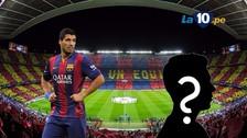 Barcelona quería a Sergio Agüero en lugar de Luis Suárez