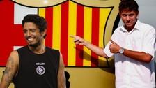 YouTube: Keirrison da Souza el gran fracaso del Barcelona