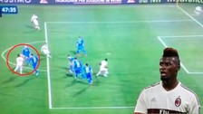 YouTube: M'Baye Niang realizó un casual pase de cara para gol de Milan