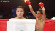 YouTube: Jonathan Maicelo celebró a su estilo victoria ante Amoako