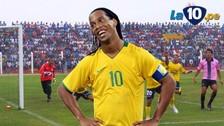 ¿Ronaldinho en la Segunda División del Perú? El último sueño de Freddy Ames