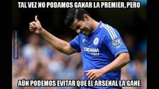 Facebook: se burlan del Arsenal con memes por la derrota ante el Chelsea