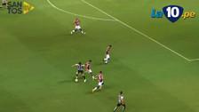YouTube: delantero del Santos hizo una ruleta y marcó este golazo