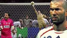 YouTube: Gianluigi Buffon y el día que le quitó el Mundial a Zinedine Zidane
