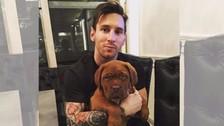 Lionel Messi: las 10 mascotas de los cracks del fútbol mundial
