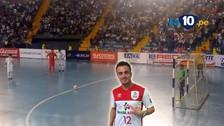 YouTube: golazo de penal en futsal dio la vuelta al mundo