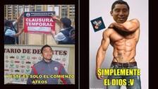 Antonio Gonzales y los memes de la antesala del Universitario vs. Ayacucho FC.
