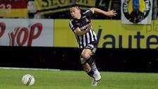 YouTube: Cristian Benavente eludió a cuatro y anotó un golazo en Bélgica