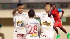 Universitario aplastó 5 a 2 al Ayacucho FC en la primera fecha del Descentralizado