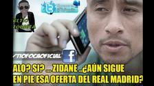 Los memes de la goleada de Universitario al Ayacucho de Antonio Gonzales
