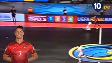 Video: Ricardinho le hizo este golazo a España en futsal