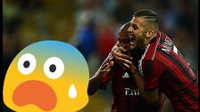 Video: Jéremy Menez recibió amarilla por anotar el mejor gol del año