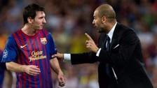 Josep Guardiola prefiere a Robert Lewandoswki sobre Lionel Messi en este aspecto