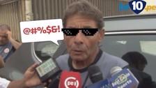 Universitario de Deportes: Roberto Chale defendió su defensa a su estilo