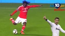 Así juega Renato Sanches, la nueva obsesión del Real Madrid