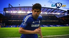 Diego Costa se rompió la nariz en entrenamiento de Chelsea