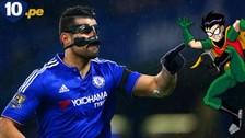 Chelsea goleó al Newcastle 5-1 con gran asistencia de Diego Costa