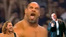 WWE: el día que Goldberg venció al Big Show y se metió en la historia