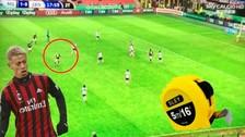 Keisuke Honda llevó al Milan a la victoria con un impresionante gol de larga distancia