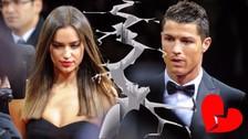 ¿Cómo pasará San Valentín Cristiano Ronaldo sin Irina Shayk?
