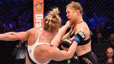 Ronda Rousey pensó en suicidarse tras perder con Holly Holm
