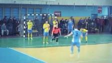 Video: ucraniano anotó golazo de tiro libre en futsal