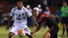 Melgar cayó 2-1 ante Atletíco Mineiro por la Copa Libertadores