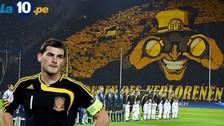 YouTube: el Borussia Dortmund y la tribuna popular más atemorizante del mundo